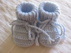 {Baby Booties} by Peter Gregroy