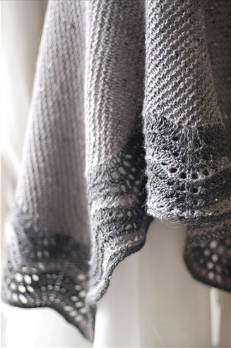 {Shetland-Inspired Blanket} by Jared Flood