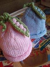 {Susan's Sweet Pea Hats}