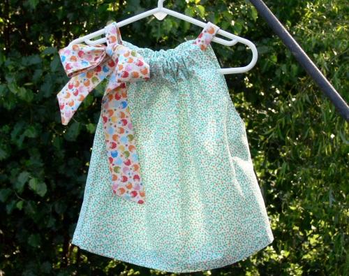 The Habitual Dress - size 6 (infant)