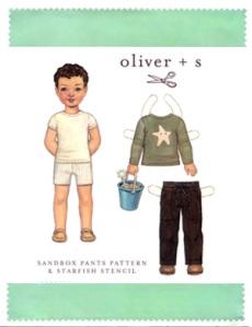 {sandbox pattern} oliver + s