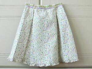 the skirt!