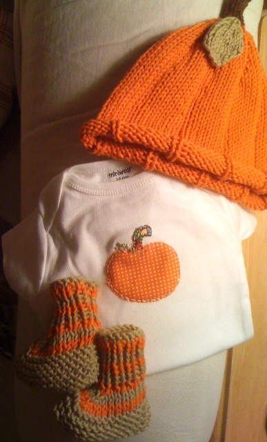 {the little pumpkin set}