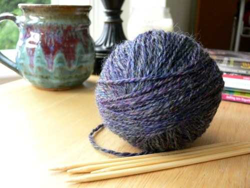 {Ashland Bay worsted wool in Granada}