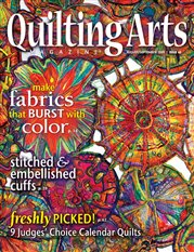{Quilting Arts, August/September 2009}