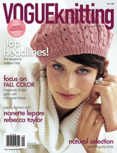 {Vogue Knitting, Fall/Winter 2009}