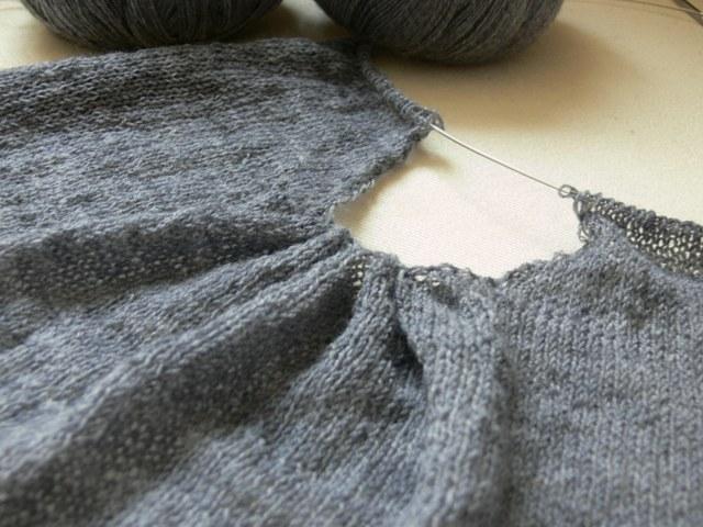 Reddit Knitting Blocking : In the homestretch… sorella company