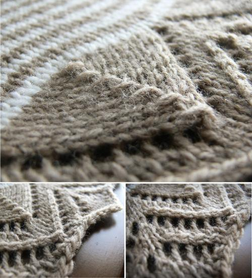 Dream Stripes Shawl Sorella Company